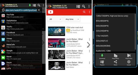 tutorial youtube downloader android best 5 free youtube to mp3 downloader for android to save