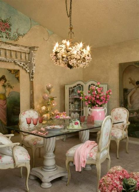 shabby chic furnishings dining room furniture 30 ideas for a charming shabby