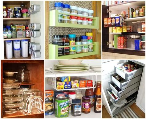 kitchen cabinets inside design 10 clever ideas to organize inside your kitchen cabinets