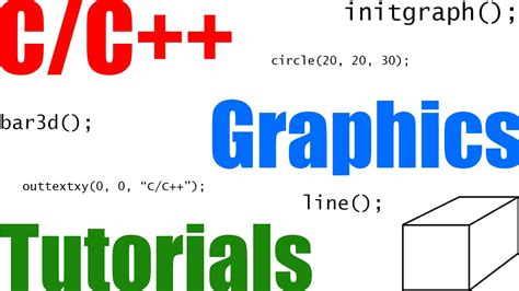 tutorial c graphics c c graphics tutorial 3 smiley face using arc function