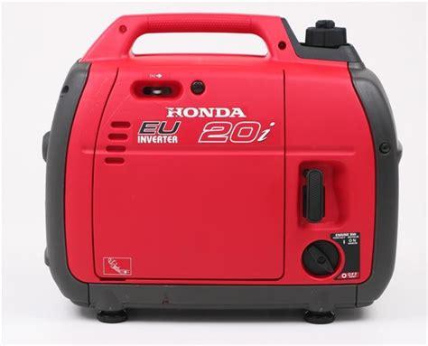 Honda Small Home Generators Honda Eu20i Generator