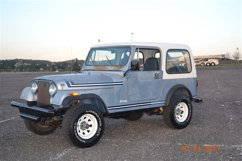 Jeep Cj7 Forum For Sale 1983 Jeep Cj7 Jeep Cj Forums