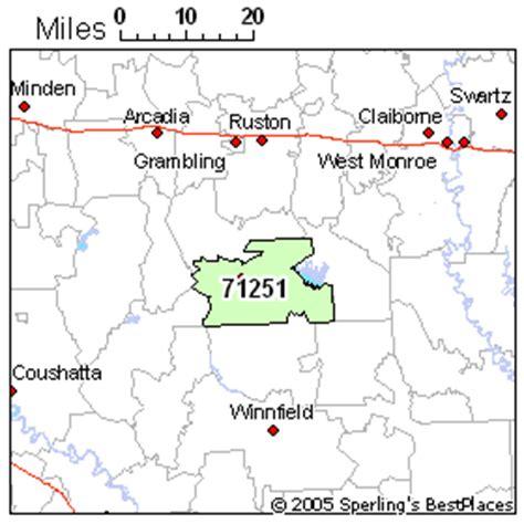 jonesboro louisiana map best place to live in jonesboro zip 71251 louisiana