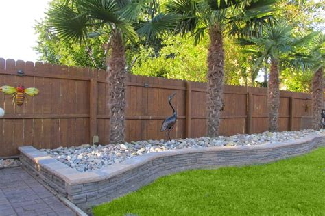 Retaining Wall Backyard Landscaping Ideas Backyard Wall Ideas Ideas Loversiq