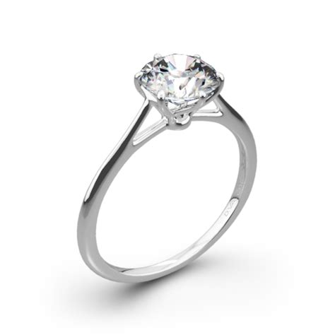 Solitaire Engagement Ring by Felicity Solitaire Engagement Ring By Vatche 1613