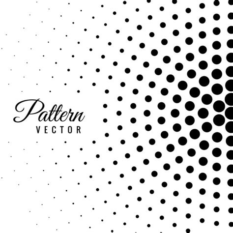 Dot Pattern by Abstract Pattern With Dots Vector Free