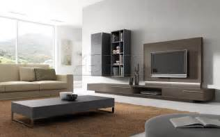 Tv Wall Units For Living Room by Contemporary Tv Wall Unit For Living Room With Bookcase