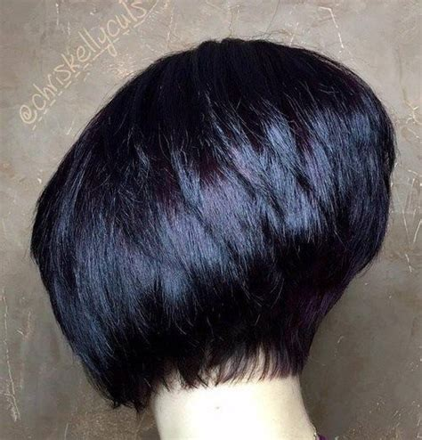 hairstyles back view only 584 best images about napes on pinterest aline bob bobs