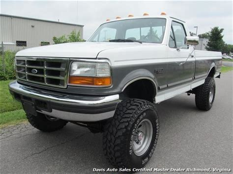 where to buy car manuals 1993 ford f350 head up display 1993 ford f 350 xlt 7 3 manual 4x4 regular cab 86113 miles white pickup truck di for sale in