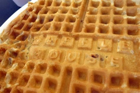 Waffle House Asheville Nc by Custom Waffles This One Was Pecan And Loved Picture Of