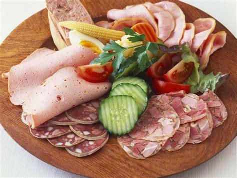 Wurstplatte Anrichten by Wurstplatte Rezept Eat Smarter