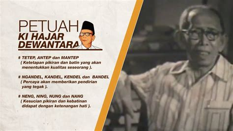 from ki hajar dewantara biography how would you describe it a visual biography of ki hajar dewantara youtube