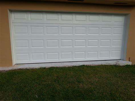 Garage Door Miami by Panel Garage Door Garage Door Solutions Miami