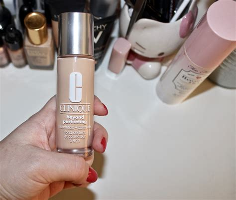 Clinique Beyond Perfecting clinique beyond perfecting foundation concealer