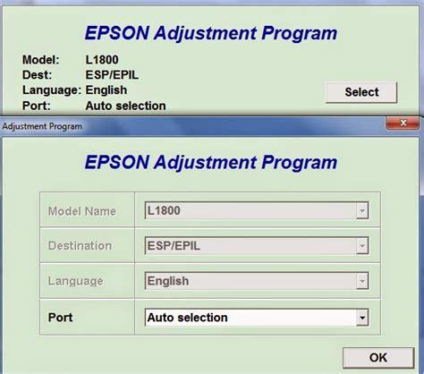 resetter l1800 epson reset epson l1800 reset ilimitados impresoras epson