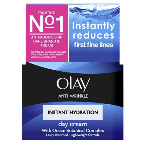 Olay Anti Aging olay anti wrinkle instant hydration day 50ml deal