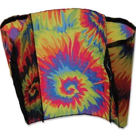 Bold Tie Turban Tie Dye Series power sled 10 kite tie dye premier kites designs
