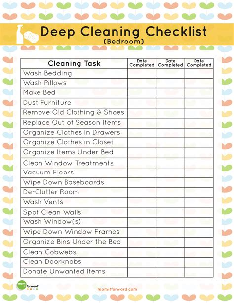 house chores schedule templates franklinfire co