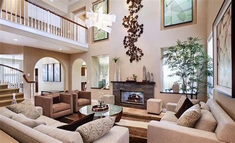 High Ceiling Living Rooms 15 Interiors With High Ceilings Home Design Lover