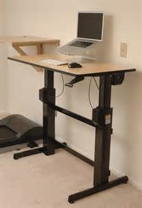 Sitting To Standing Desk by Ergotron Workfit D Sit Stand Desk Review Deskhacks
