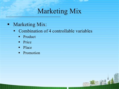 Of Marketing Mba by Marketing Management Ppt Of Mba