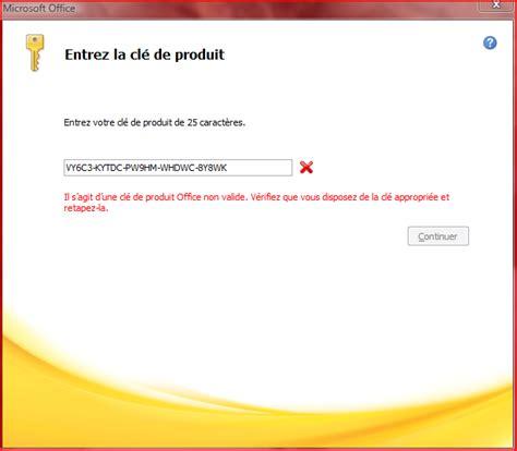 Cle D Activation Office 2007 by Comment Retrouver La Cle D Activation Office 2010
