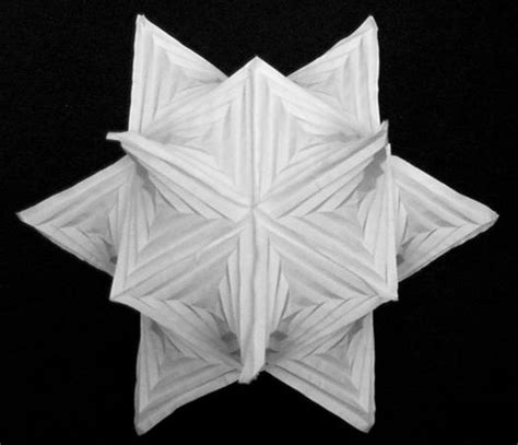 Hyperbolic Origami - hyperbolic paraboloids erik demaine