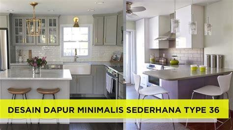 layout dapur yang baik desain dapur minimalis ini cocok untuk type 36 dan lahan