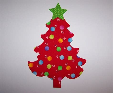 christmas tree applique pattern fabric applique template only whimsical christmas tree with