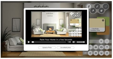 design your home online with room visualizer the best free virtual paint color software online 5 options