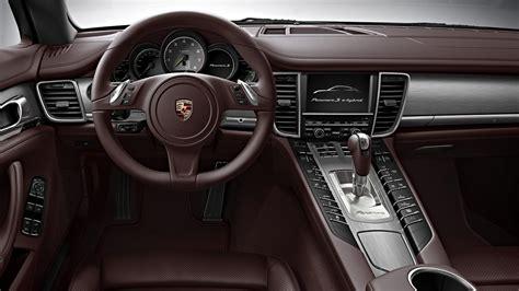 Porsche Panamera Turbo Interior by Porsche Panamera Turbo S Executive Locos Engine