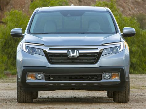 honda truck new 2017 honda ridgeline price photos reviews safety