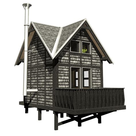 free cabin plans with loft small cottage plans with loft and porch