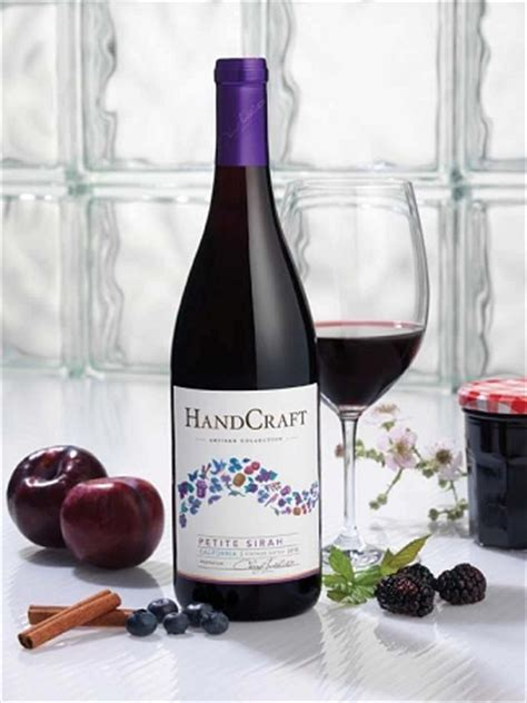 Handcraft Winery - handcraft artisan collection sirah 2013 750ml