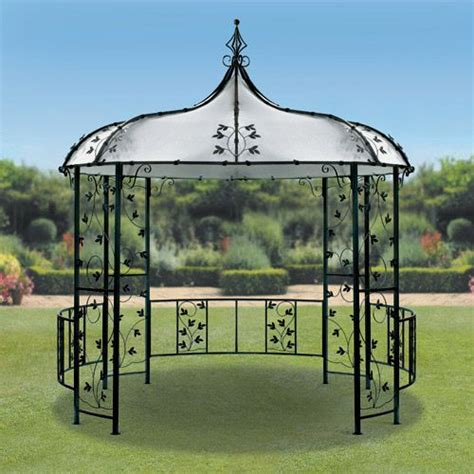 Costruire Ladario Gazebo Replacement Canopy Sojag Willyfogg