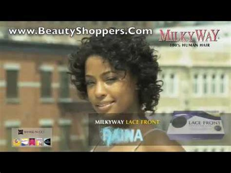 bleaching milky way hair youtube milky way human hair lace front wig raina youtube
