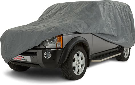 Single Car Garage stormforce car covers fully waterproof amp breathable
