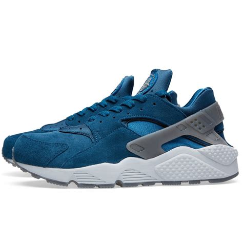 Nike Huarache nike air huarache blue cool grey