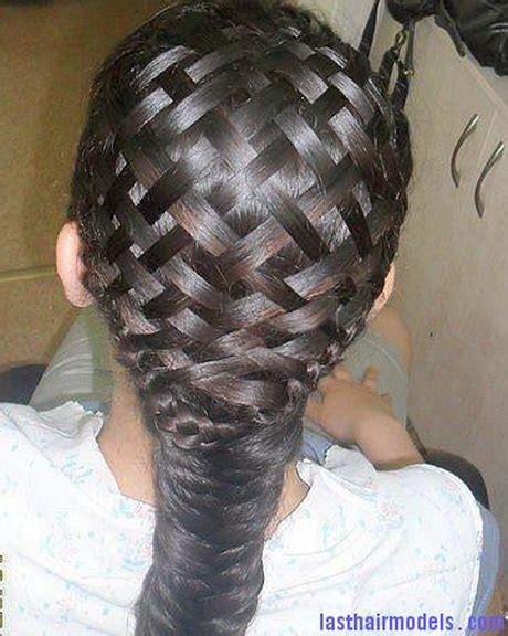 basket weave hairstyle weave braided hairstyles