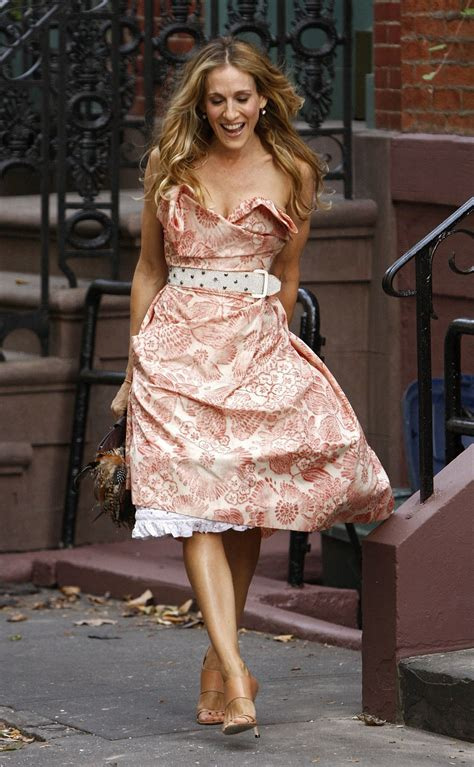 Even Carrie Bradshaw Wears Big Knickers by Brands Mentioned By Carrie Bradshaw On And The City