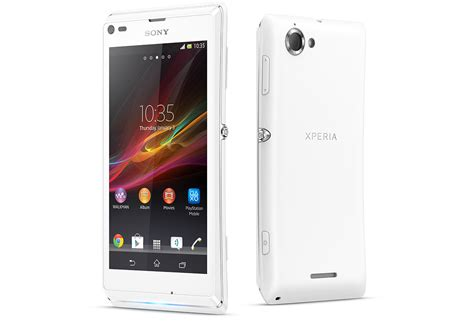 Sony Xperia L By Avkaiz Shop xperia l android mobile sony mobile global uk