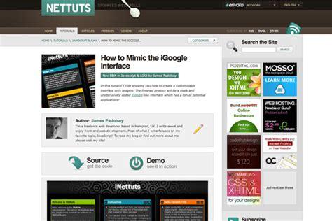 information websites 9 information design tips to make you a better web designer
