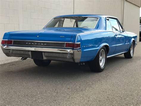 old car repair manuals 1965 pontiac gto seat position control classic 1965 pontiac tempest custom like gto 55000 two owner miles must see and drive for sale