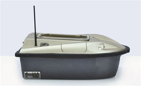 fishing boat gps systems intelligent remote control bait boat with electronic