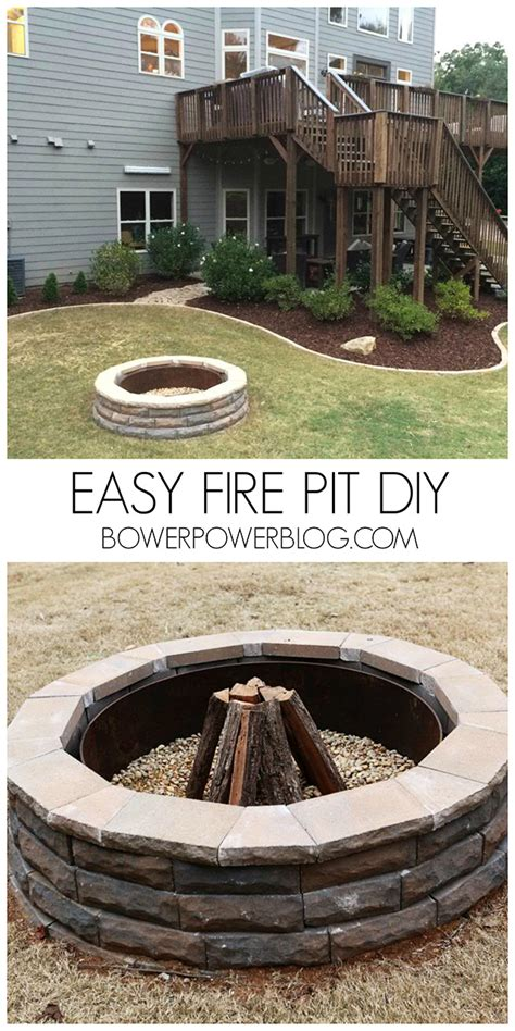 backyard pit grill 27 surprisingly easy diy bbq pits anyone can make