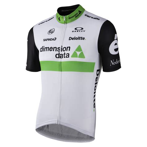 Buff Sepeda Bioracer Team Dimension Data For Qhubeka 2017 nalini dimension data sleeve jersey black white