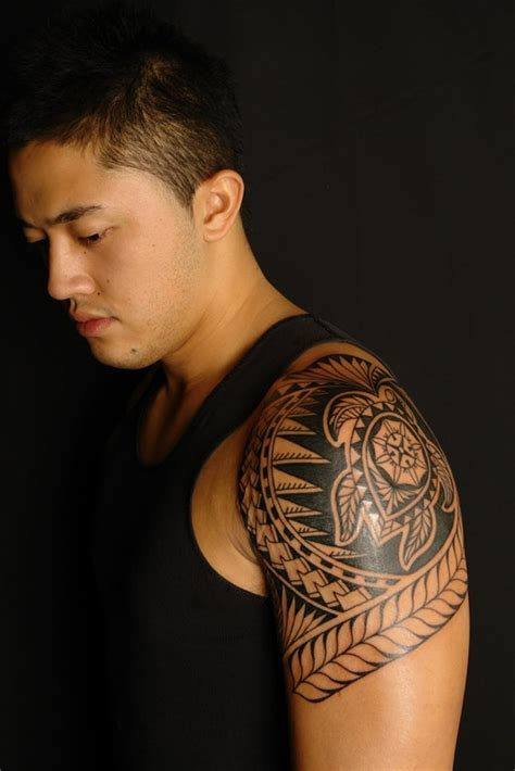 50 tribal tattoos for men inspirationseek com