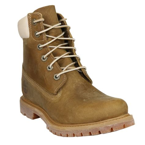 timberland 6 inch premium wedge heel shoes boots winter