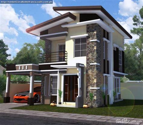 modern zen house design philippines philippines house design