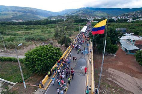 imagenes de venezuela y colombia abrir 225 n frontera entre colombia y venezuela el heraldo